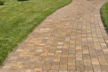 Дорожки из тротуарной плиткифото 33