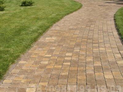 Тротуарная плитка Креатив Генуяфото 1