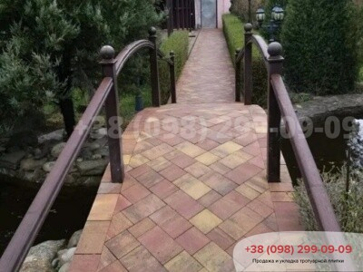 Тротуарная плитка Модерн Флоренцияфото 9
