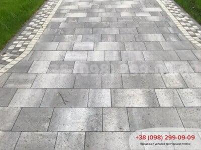 Тротуарная плитка Модерн Грейсфото 11