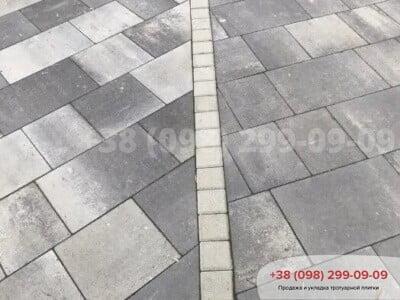 Тротуарная плитка Модерн Грейсфото 10