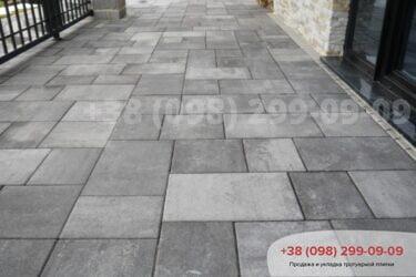 Тротуарная плитка колор-миксфото 58