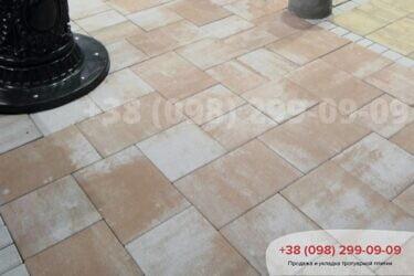 Тротуарная плитка колор-миксфото 170