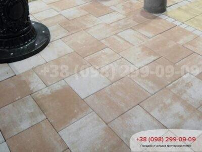 Тротуарная плитка Модерн Палермофото 1