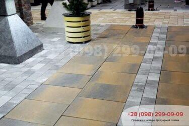 Тротуарная плитка колор-миксфото 179
