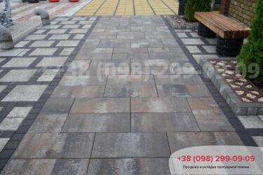 Тротуарная плитка колор-миксфото 15