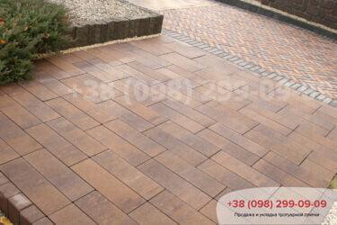 Тротуарная плитка колор-миксфото 219