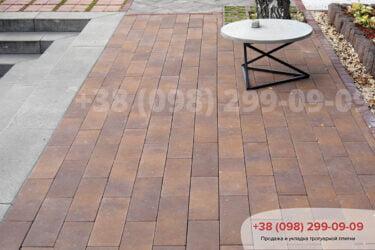 Тротуарная плитка колор-миксфото 218