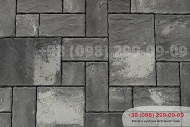 Тротуарная плитка колор-миксфото 196