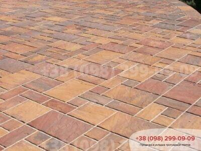 Тротуарная плитка Пассион Моденафото 1