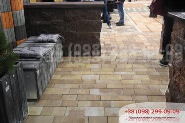 Тротуарная плитка колор-миксфото 47