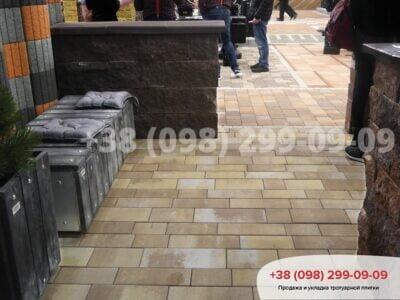 Тротуарная плитка Паттерн Каприанофото 5