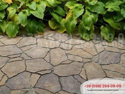 Тротуарная плитка Песчаник Генуяфото 1