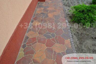 Тротуарная плитка колор-миксфото 261