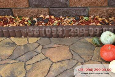 Тротуарная плитка колор-миксфото 251
