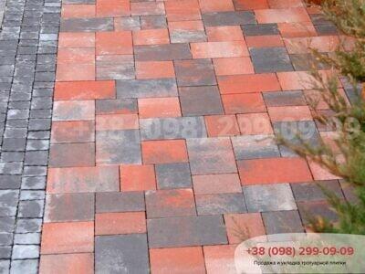 Тротуарная плитка Плац Равеннафото 1