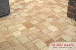 Тротуарная плитка «Старая площадь»