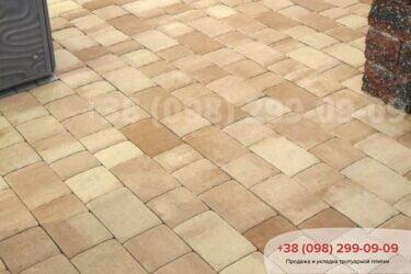 Тротуарная плитка колор-миксфото 310
