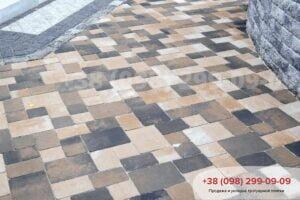 Тротуарная плитка Венеция Латина