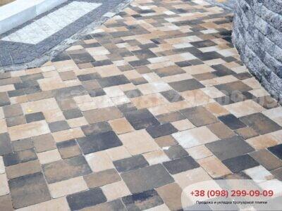 Тротуарная плитка Венеция Каприфото 1
