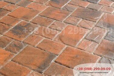 Тротуарная плитка колор-миксфото 83