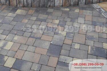 Тротуарная плитка колор-миксфото 94