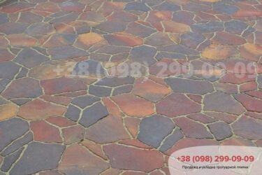 Тротуарная плитка колор-миксфото 252