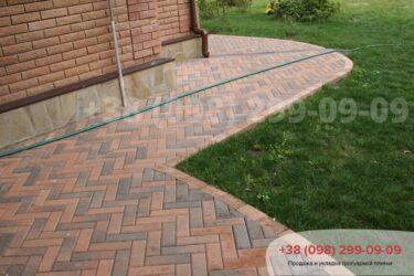 Тротуарная плитка колор-миксфото 326