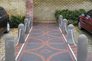Тротуарная плитка колор-миксфото 139