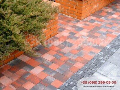 Тротуарная плитка Плац Равеннафото 2