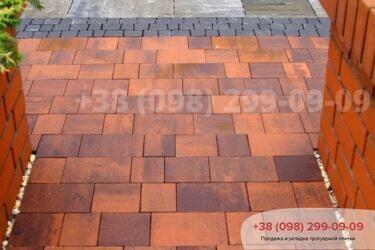 Тротуарная плитка колор-миксфото 281