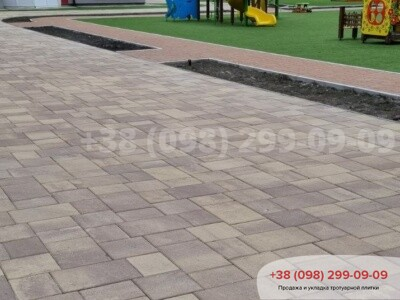 Тротуарная плитка Модерн М Кремонафото 7