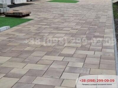 Тротуарная плитка Модерн М Кремонафото 10