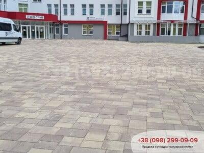 Тротуарная плитка Модерн М Кремонафото 9