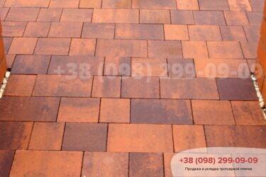 Тротуарная плитка колор-миксфото 279