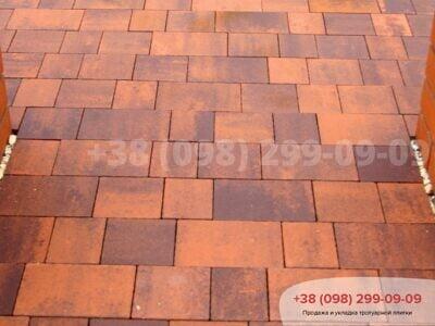 Тротуарная плитка Плац Сиенафото 5