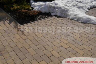 Тротуарная плитка колор-миксфото 188