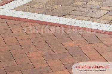Тротуарная плитка колор-миксфото 190