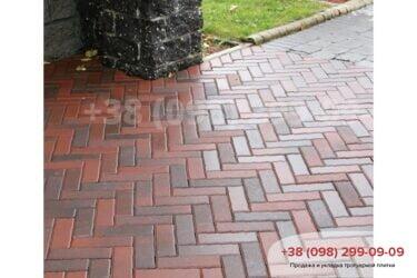 Тротуарная плитка колор-миксфото 335