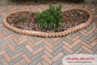 Тротуарная плитка колор-миксфото 330