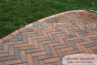 Тротуарная плитка колор-миксфото 327
