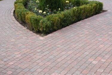 Тротуарная плитка колор-миксфото 129