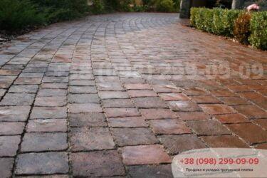 Тротуарная плитка колор-миксфото 136