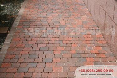 Тротуарная плитка колор-миксфото 128