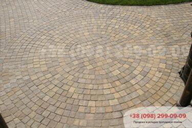 Тротуарная плитка колор-миксфото 114