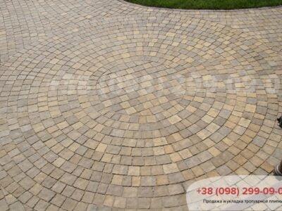 Тротуарная плитка Креатив Генуяфото 7