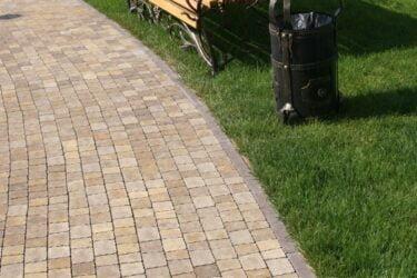 Тротуарная плитка колор-миксфото 113