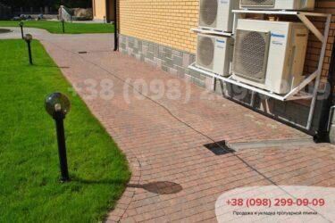 Тротуарная плитка колор-миксфото 126