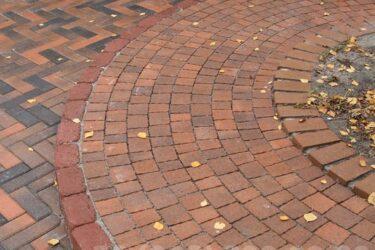 Тротуарная плитка колор-миксфото 121