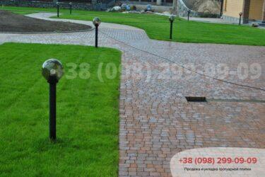 Тротуарная плитка колор-миксфото 124